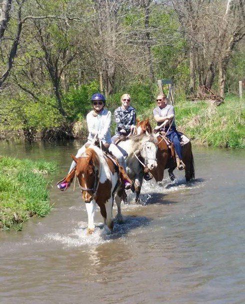 Cedar Creek Ranch Horse Ride Cedar Creek Ranch